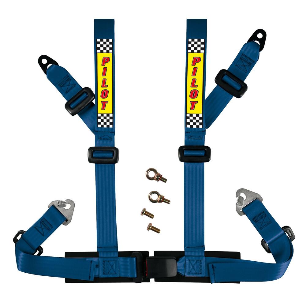 Cintura di sicurezza sportiva - E2 - Blu