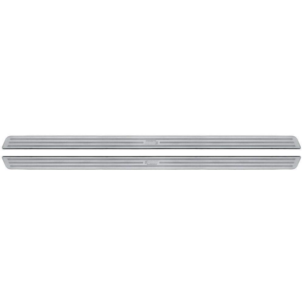 Profili battitacco in acciaio inox - PB-5 - 62,5x3,2 cm
