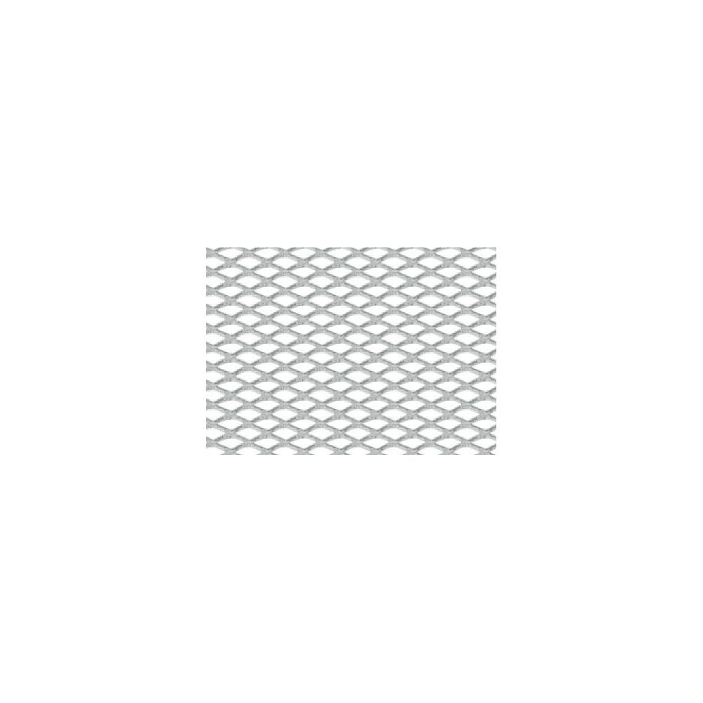 Racing Grill - Rombo fine 2x4 mm - 120x20 cm - Satinato
