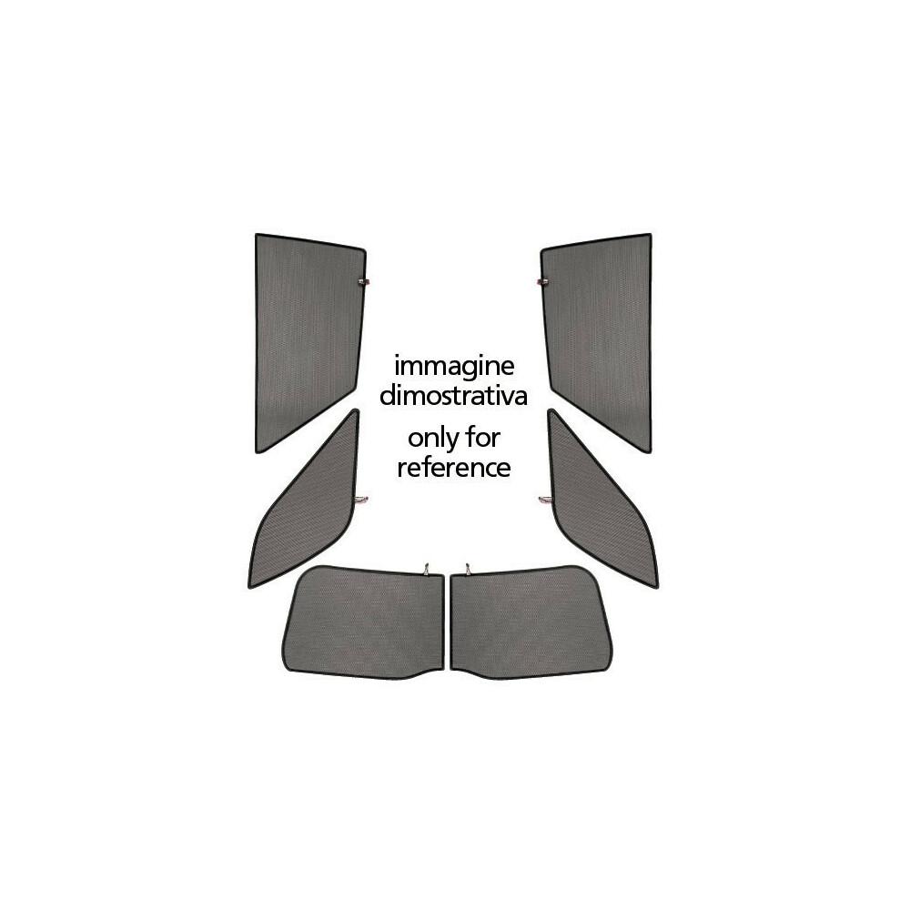 Kit tendine Privacy -  Mercedes Cla