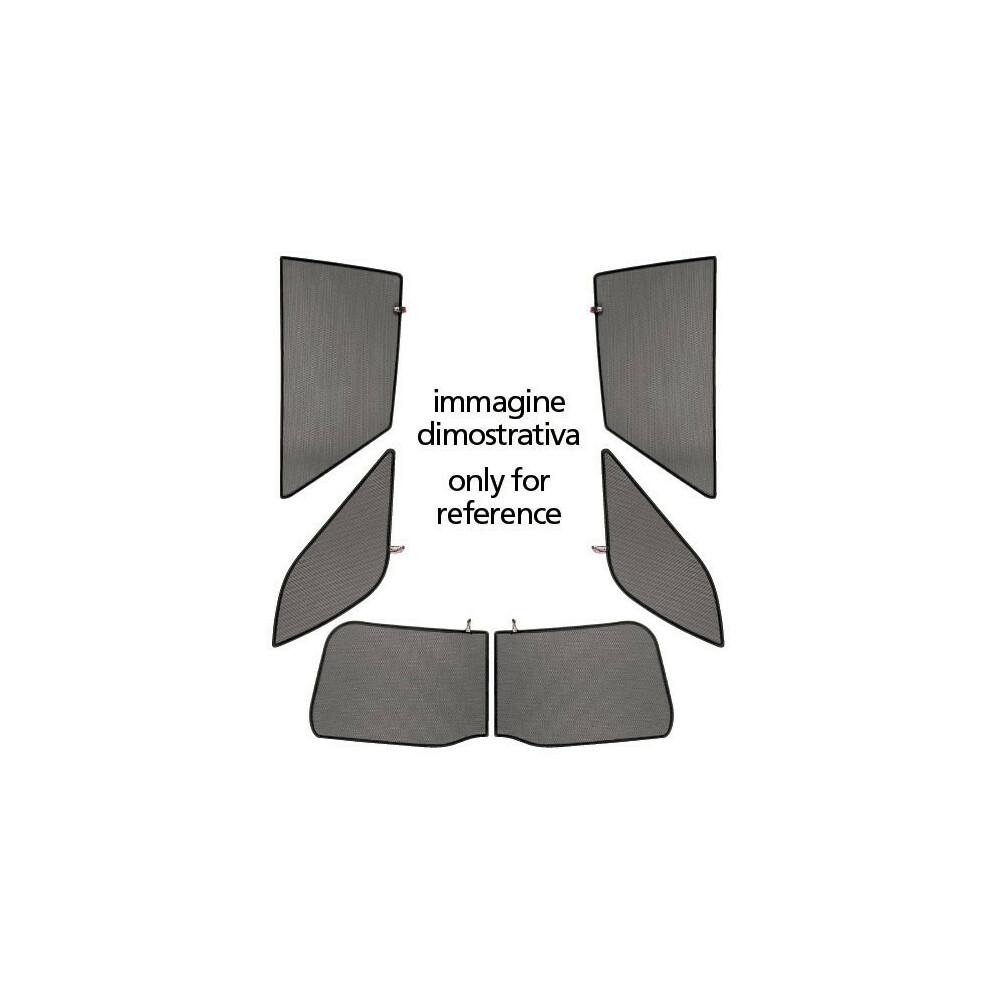 Kit tendine Privacy -  Nissan Qashqai+2 (09/08>01/14)
