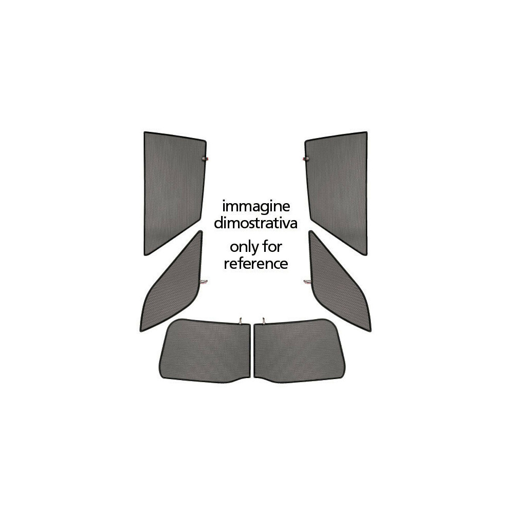 Kit tendine Privacy -  Hyundai