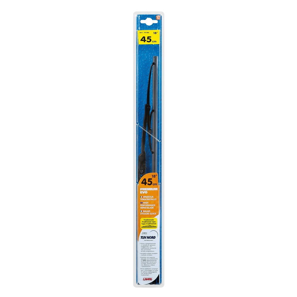 Premium Evo, spazzola tergicristallo - 45 cm (18\
