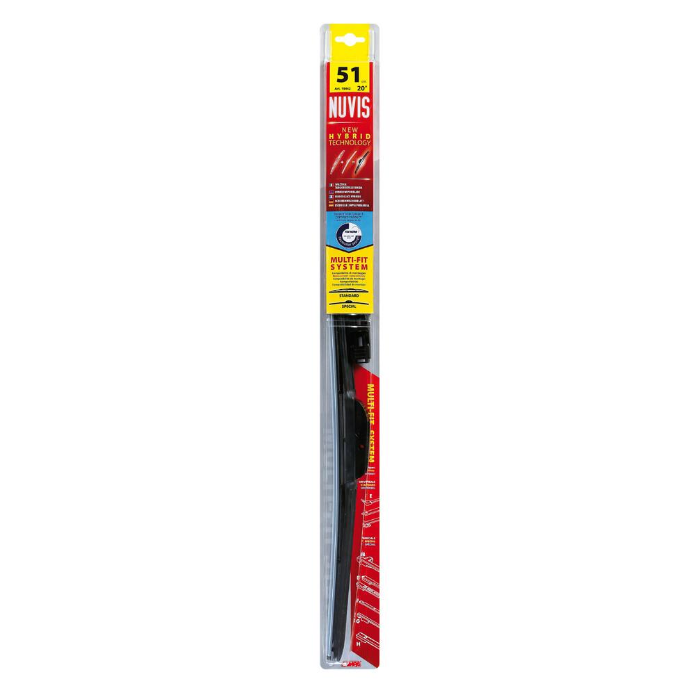 """Nuvis, spazzola tergicristallo - 51 cm (20"""") - 1 pz"""
