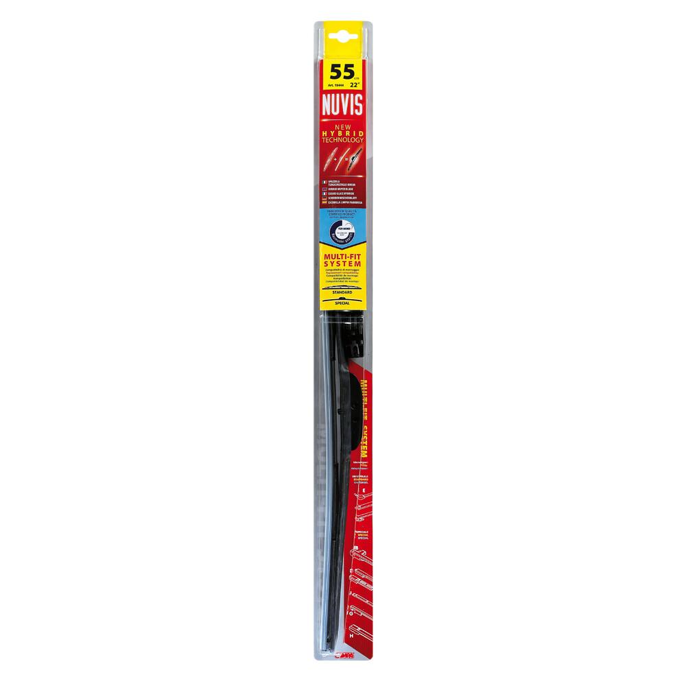 """Nuvis, spazzola tergicristallo - 55 cm (22"""") - 1 pz"""