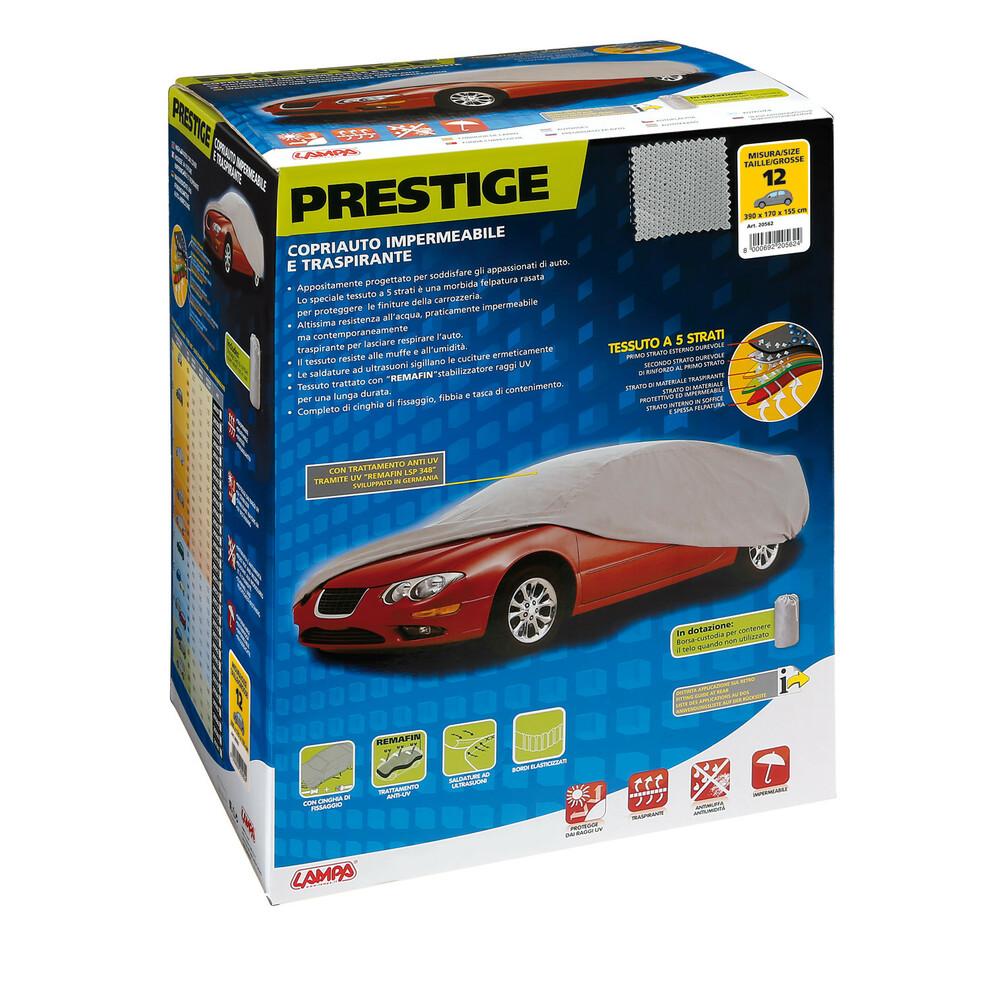 Prestige, copriauto - 12