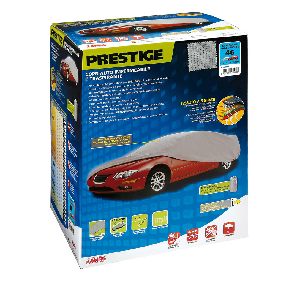 Prestige, copriauto - 46