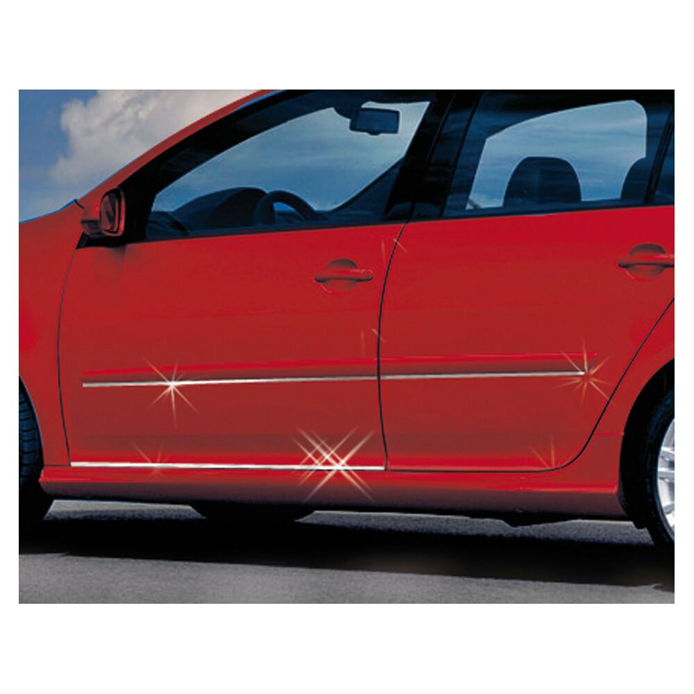 metallizzate Strisce decorative per interni automobile 5 m colorate