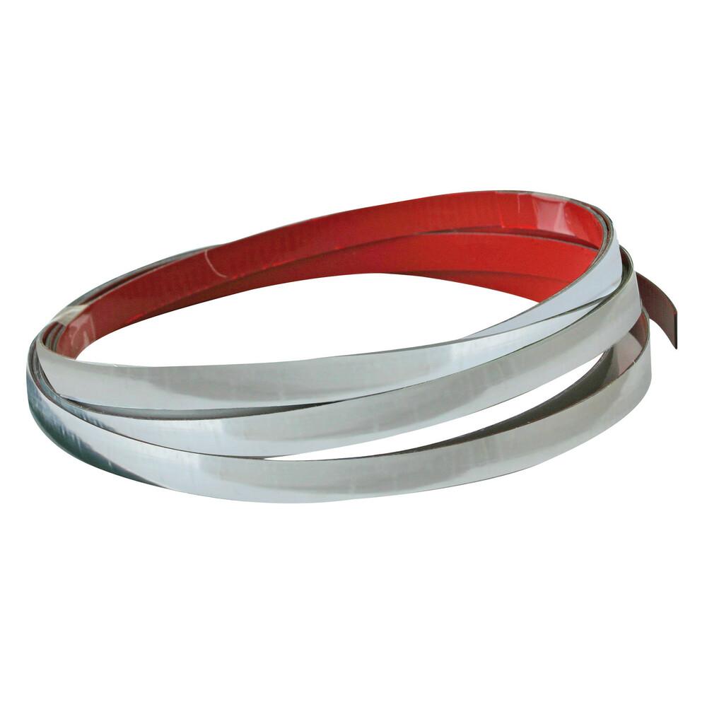 Profiler, nastro adesivo cromato per profilature - 4 m - 5 mm