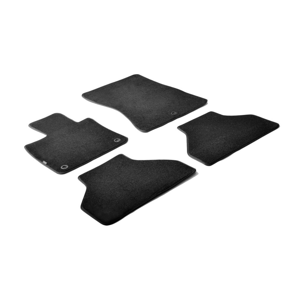 Set tappeti su misura in gomma 3//07-9//13 Bmw X5 E70