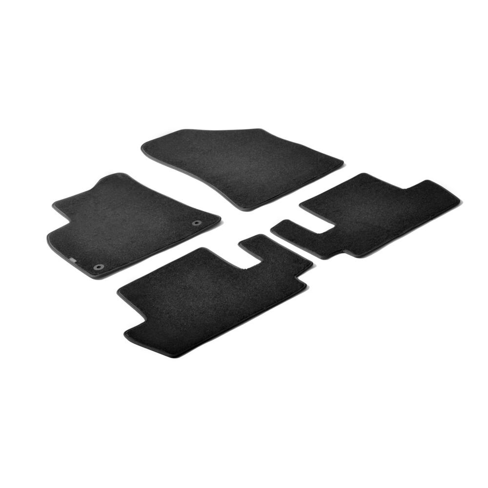 05-08 BLACK REAR WATERPROOF SEAT COVERS VAUXHALL VECTRA SRI