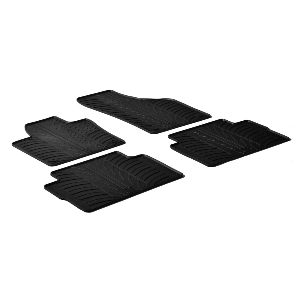 SEAT ALHAMBRA 10 on Tailored Car Mats FRONT PAIR