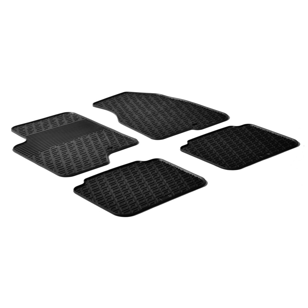 Set tappeti su misura in gomma -  Chevrolet Captiva (07/06>09/15) -  Opel Antara (11/06>05/17)