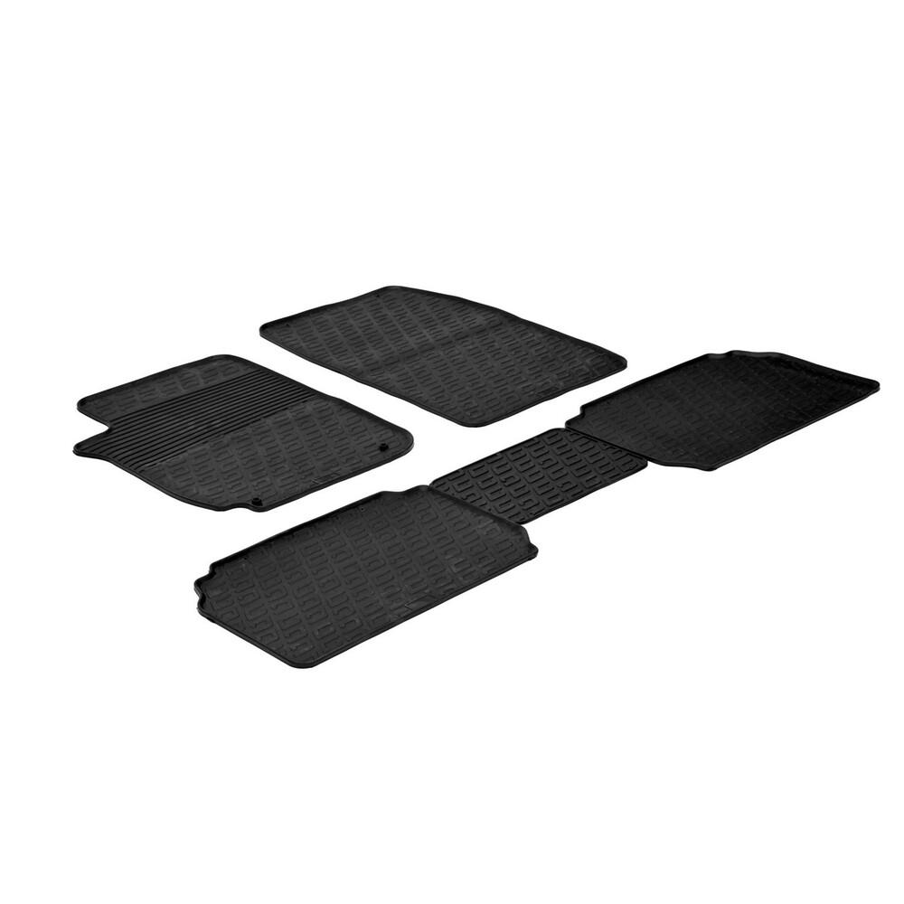 Set tappeti su misura in gomma -  Citroen Xsara Picasso (02/00>09/10)