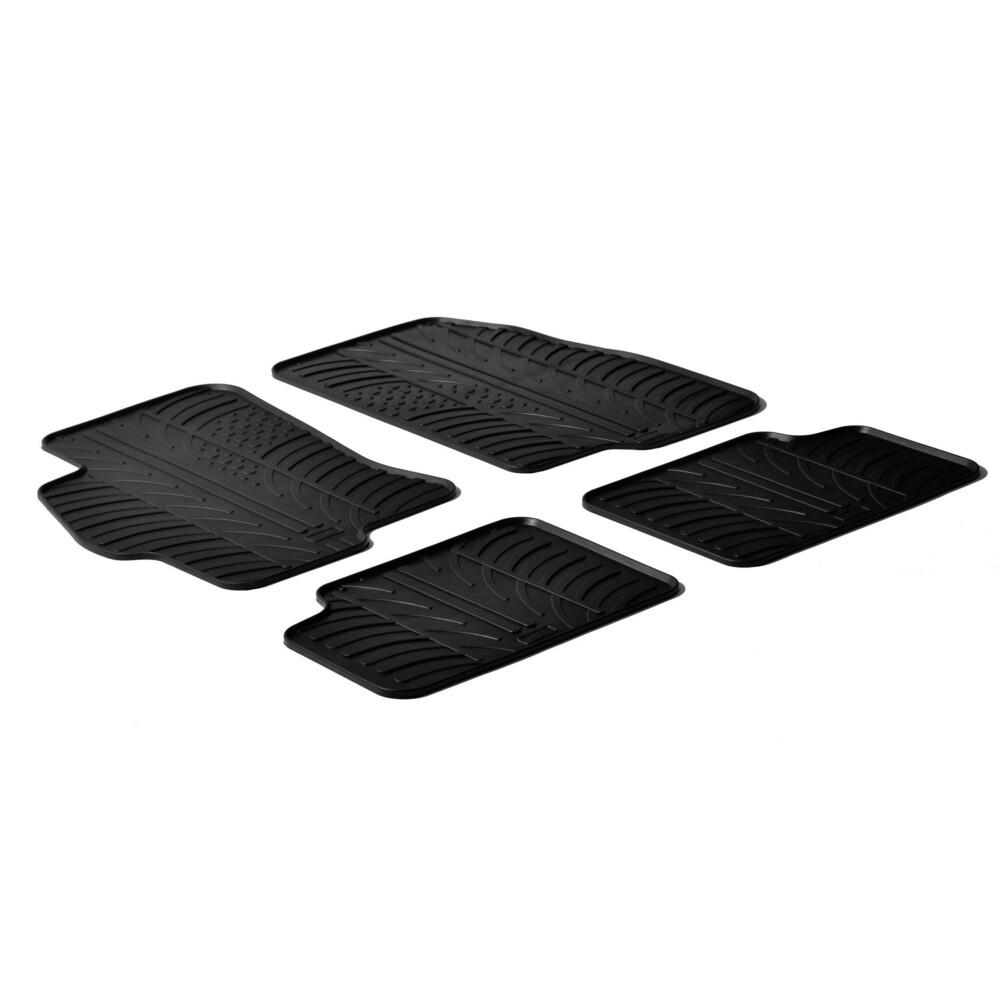 Set tappeti su misura in gomma -  Fiat Linea (01/07>11/14)