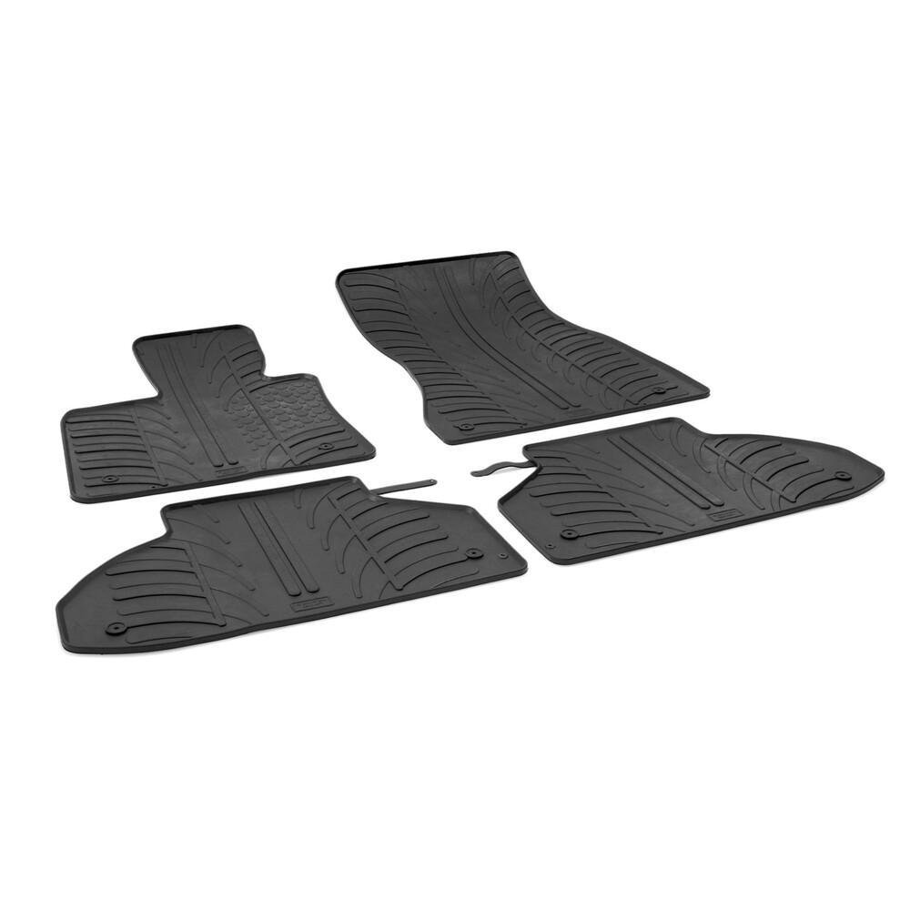 Set tappeti su misura in gomma -  Bmw X6 (F16) (12/14>)