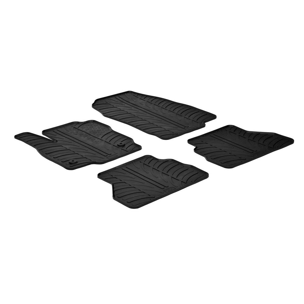 Set tappeti su misura in gomma -  Ford B-Max (10/12>)
