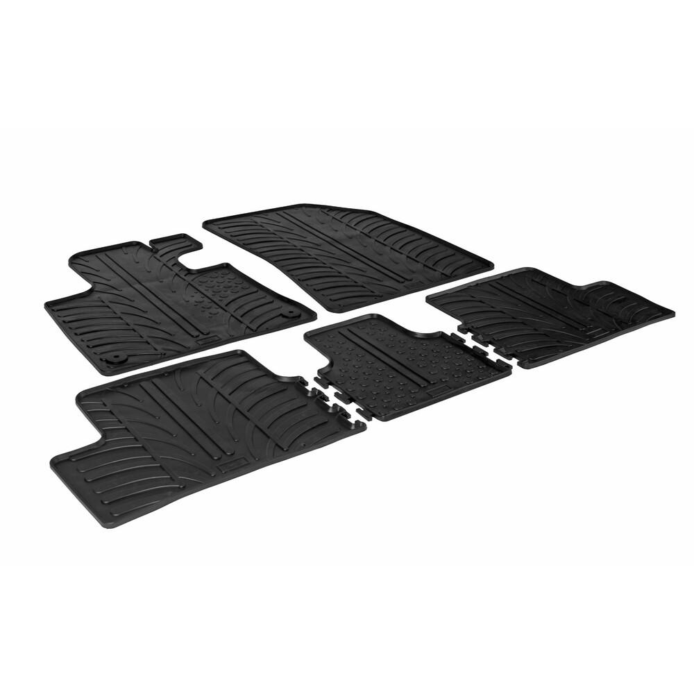 Set tappeti su misura in gomma -  Citroen C4 Picasso (06/13>)