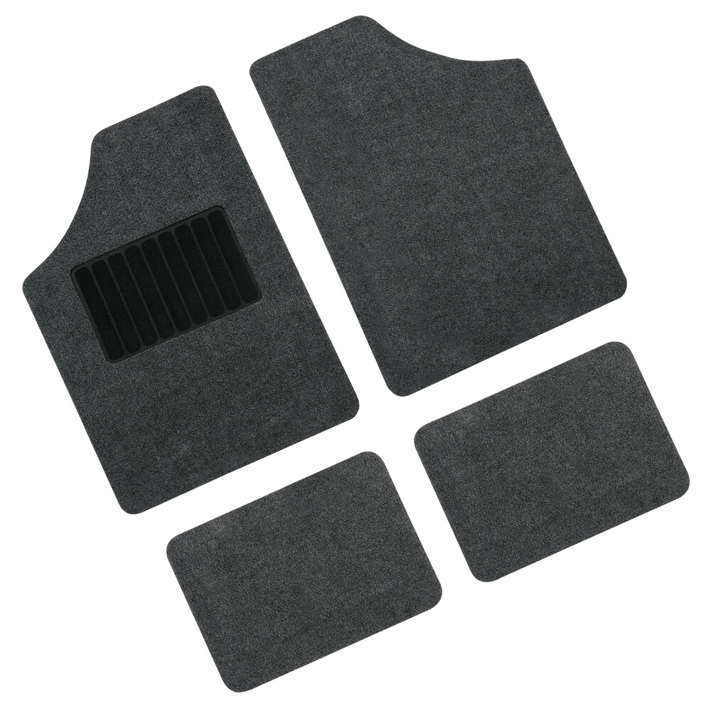 Gran Prix, serie tappeti universali in moquette 4 pezzi