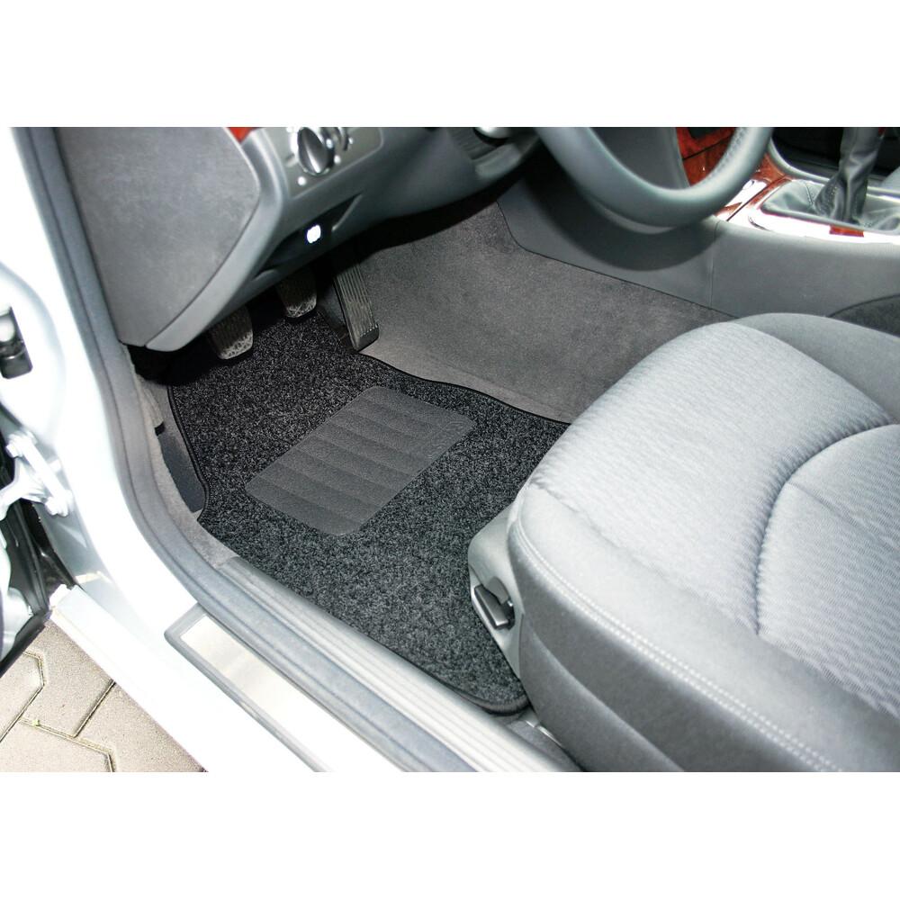 TOYOTA URBAN CRUISER 09-12 3 Piece Heavy Duty Rubber Taxi Style Floor Mat Set