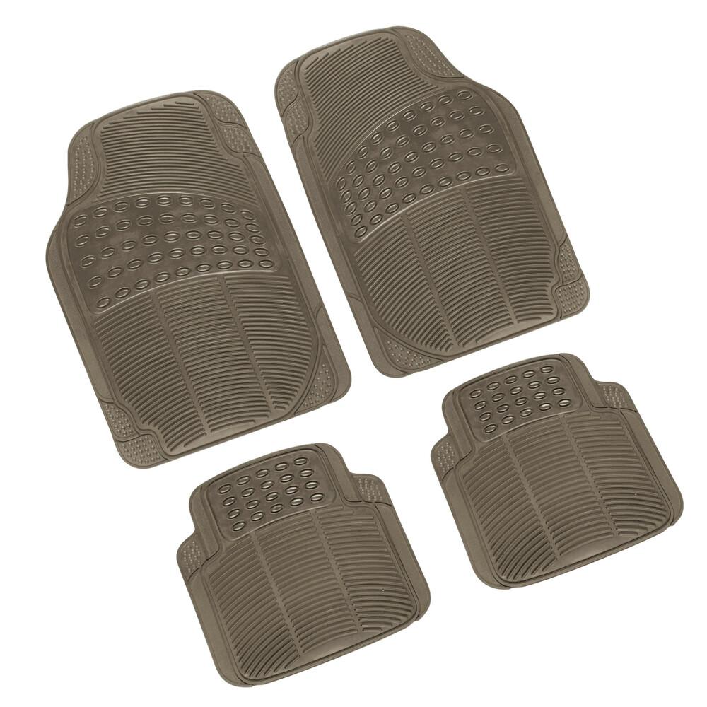 Mirage edition 2, serie tappeti universali 4 pezzi - Beige
