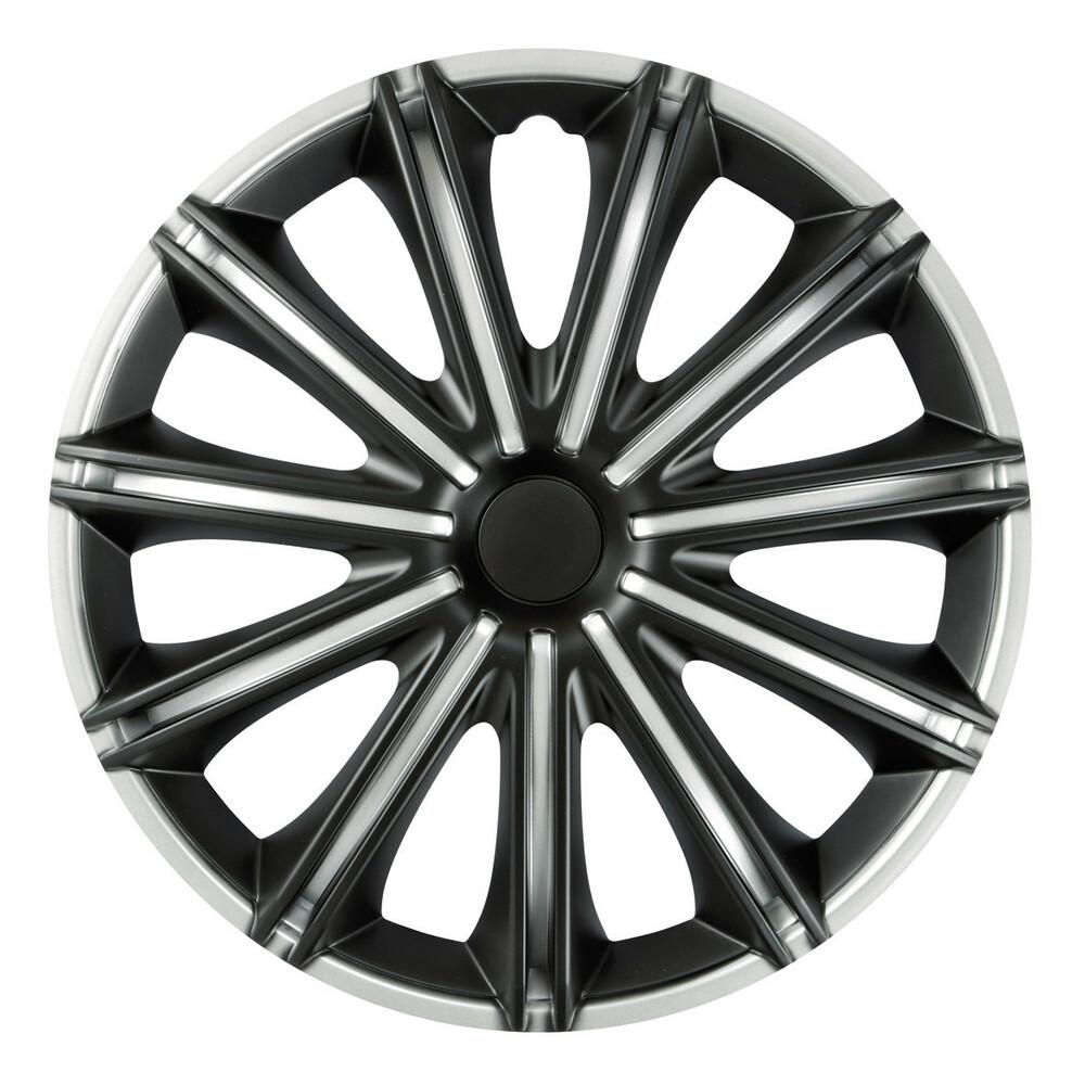 Nero Black & Silver - Ø 15