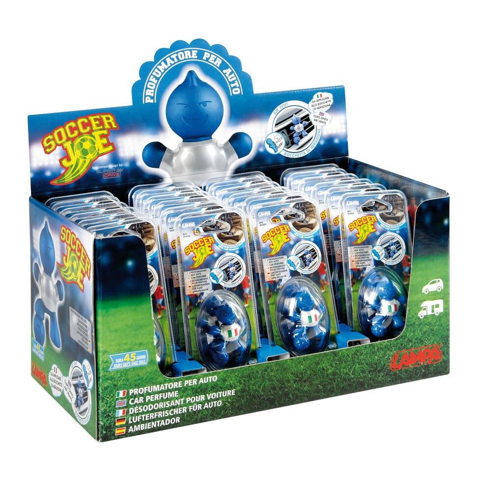 Soccer Joe, deodorante per abi