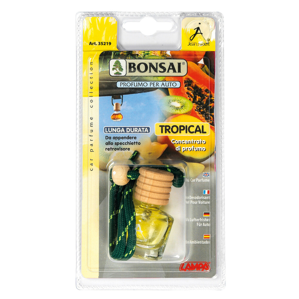 Bonsai Classic - Tropical