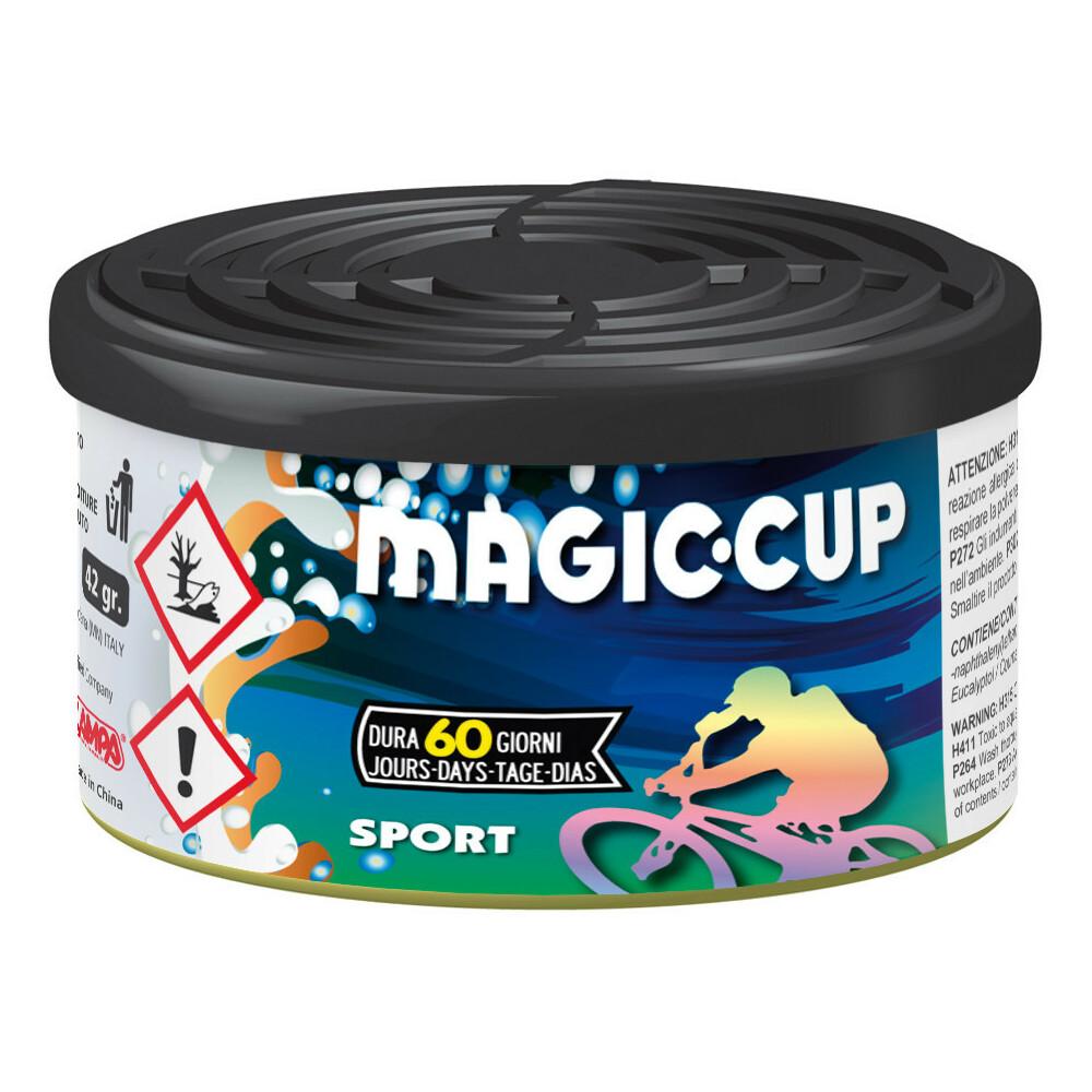 Magic Cup Fashion, deodorante - Sport