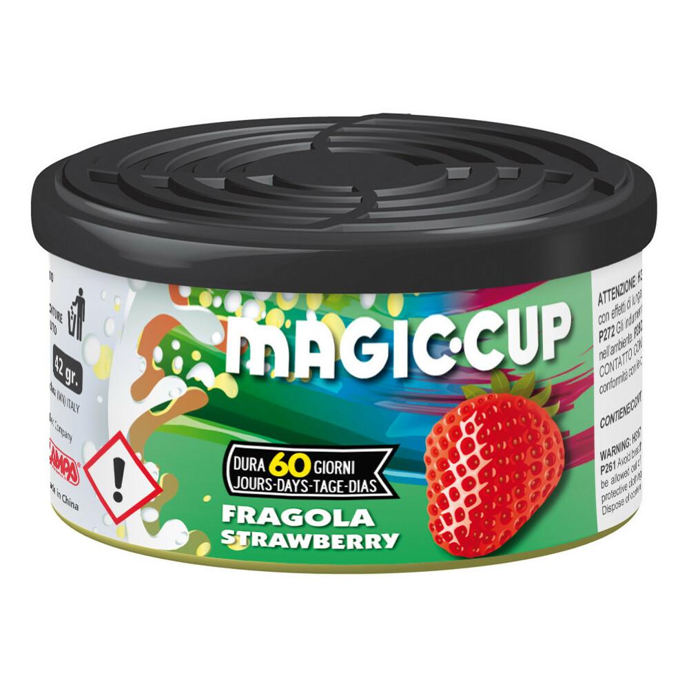 Magic Cup Frutta, deodorante - Fragola