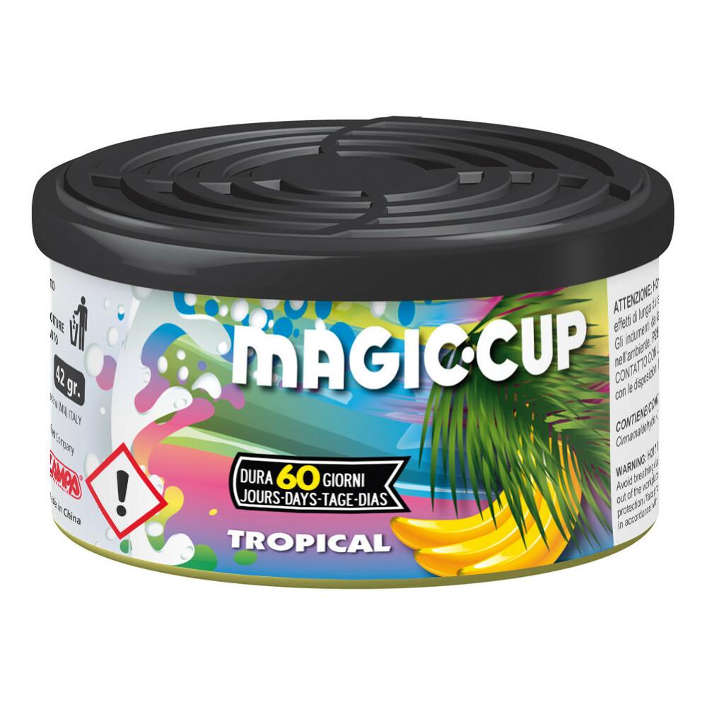 Magic Cup Natura, deodorante - Tropical