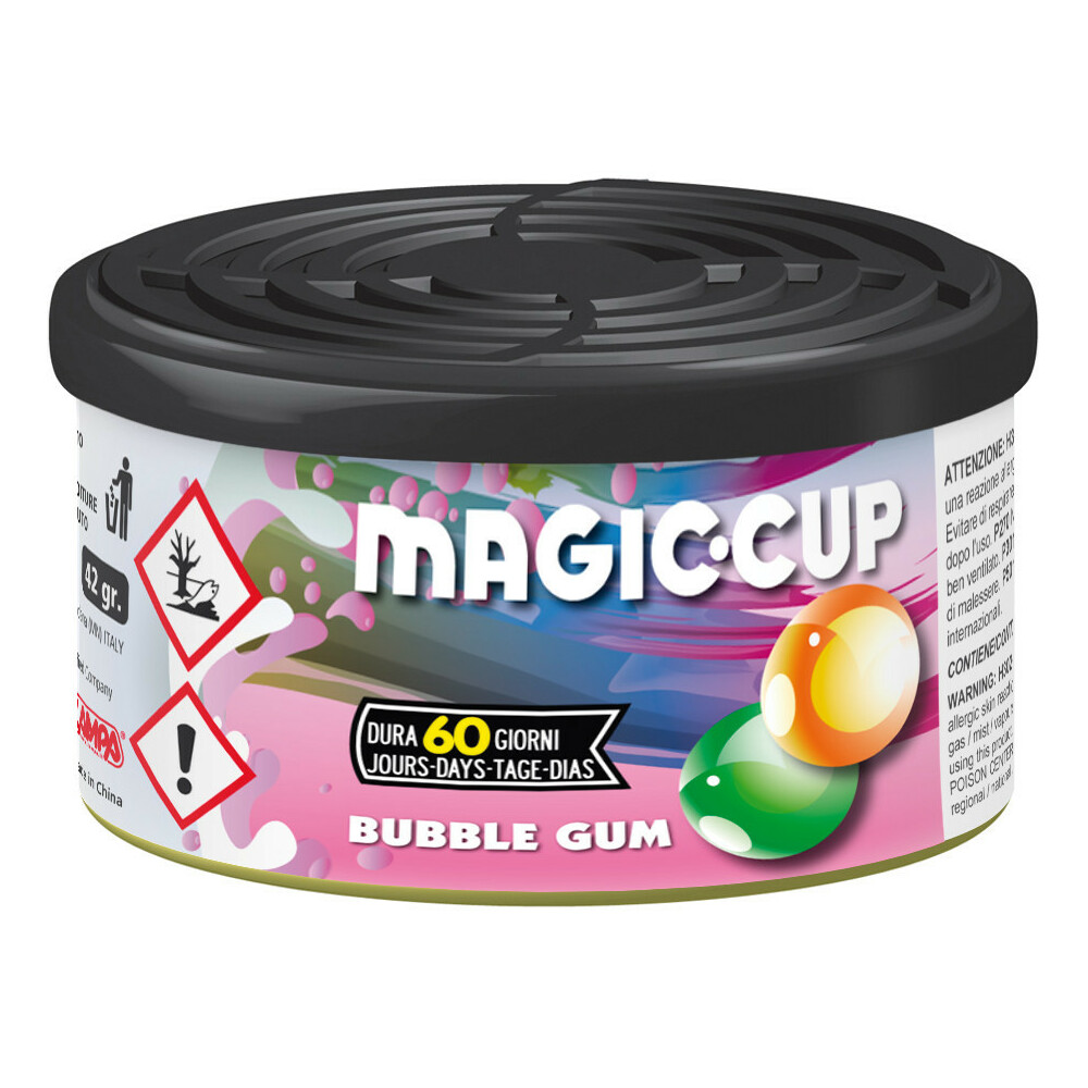 Magic Cup Fashion, deodorante - Bubble Gum