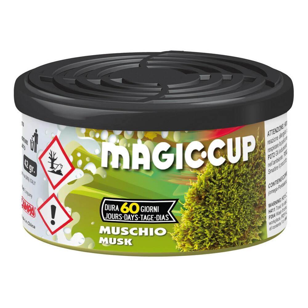 Magic Cup Natura, deodorante - Muschio