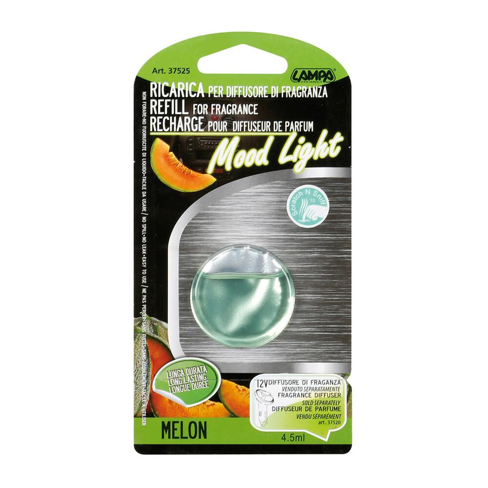 Mood Light, ricarica profumo 1 pz - 4,5 ml - Melone