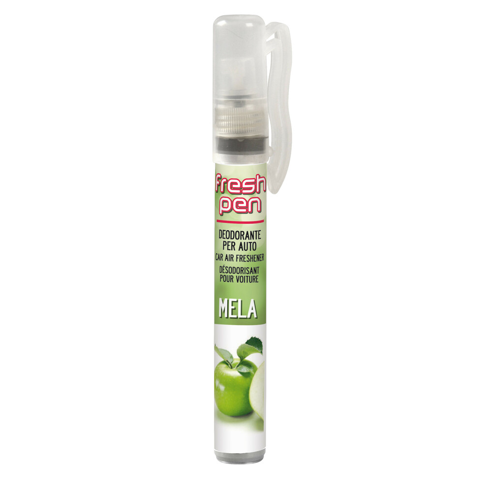 Fresh Pen, deodorante spray senza gas - 4,5 ml - Mela