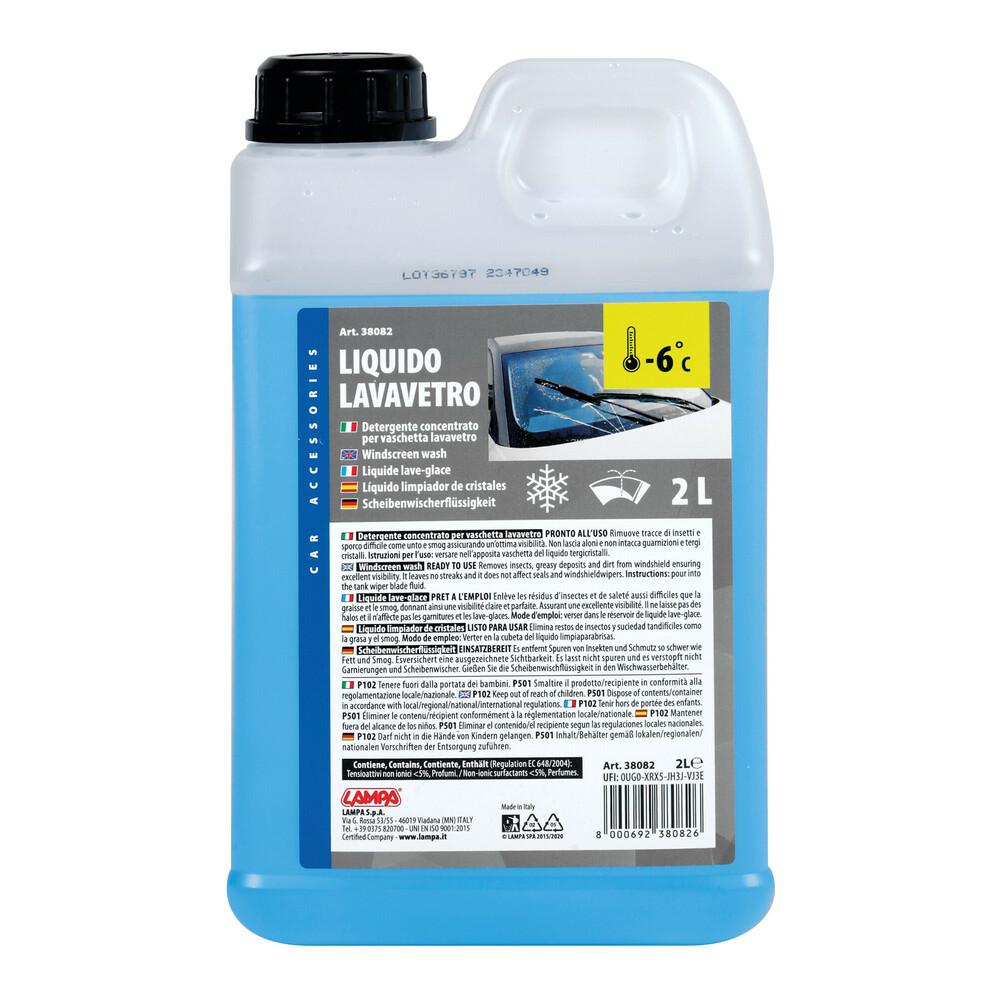 Liquido detergente cristalli (-6°C) - 2000 ml