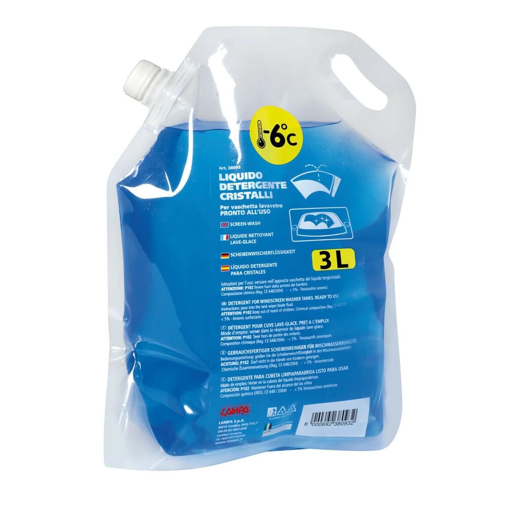 Liquido detergente cristalli (-6°C) - 3000 ml
