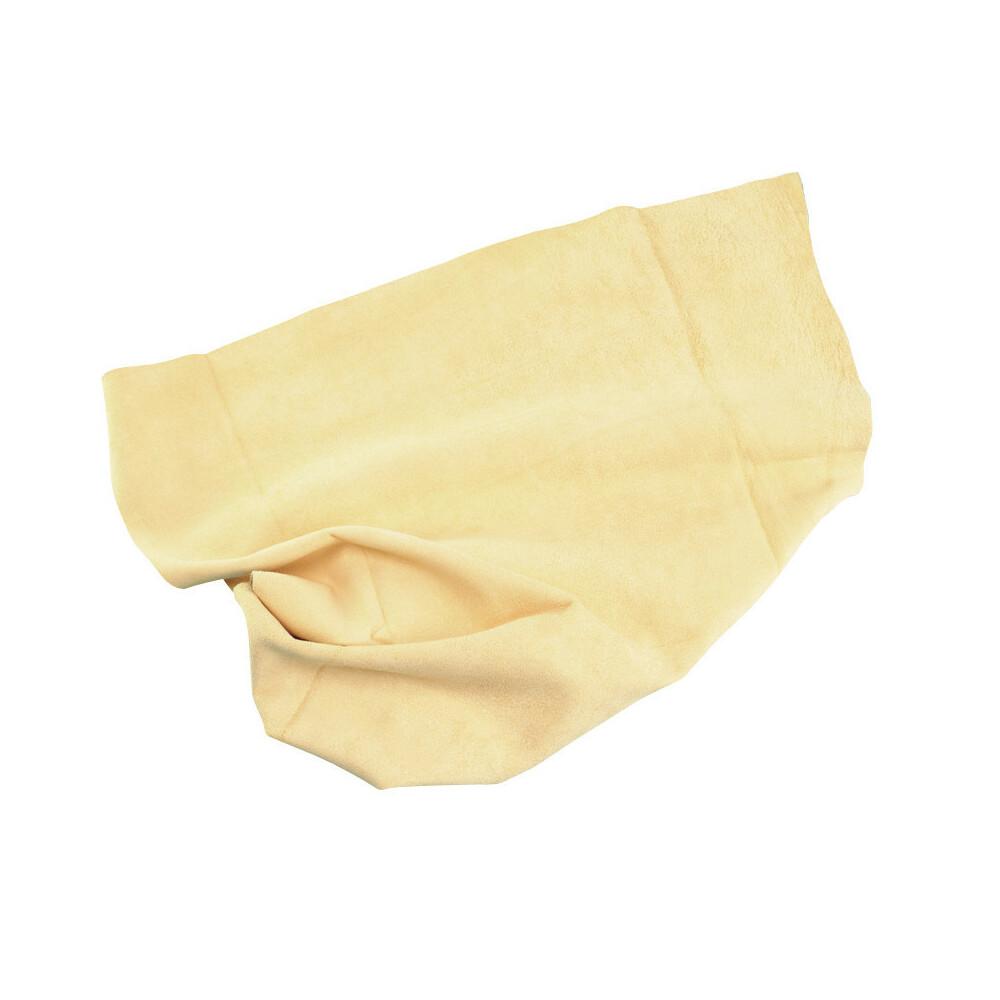 Pelle scamosciata, pelle naturale - 40 - 43x68 cm ca