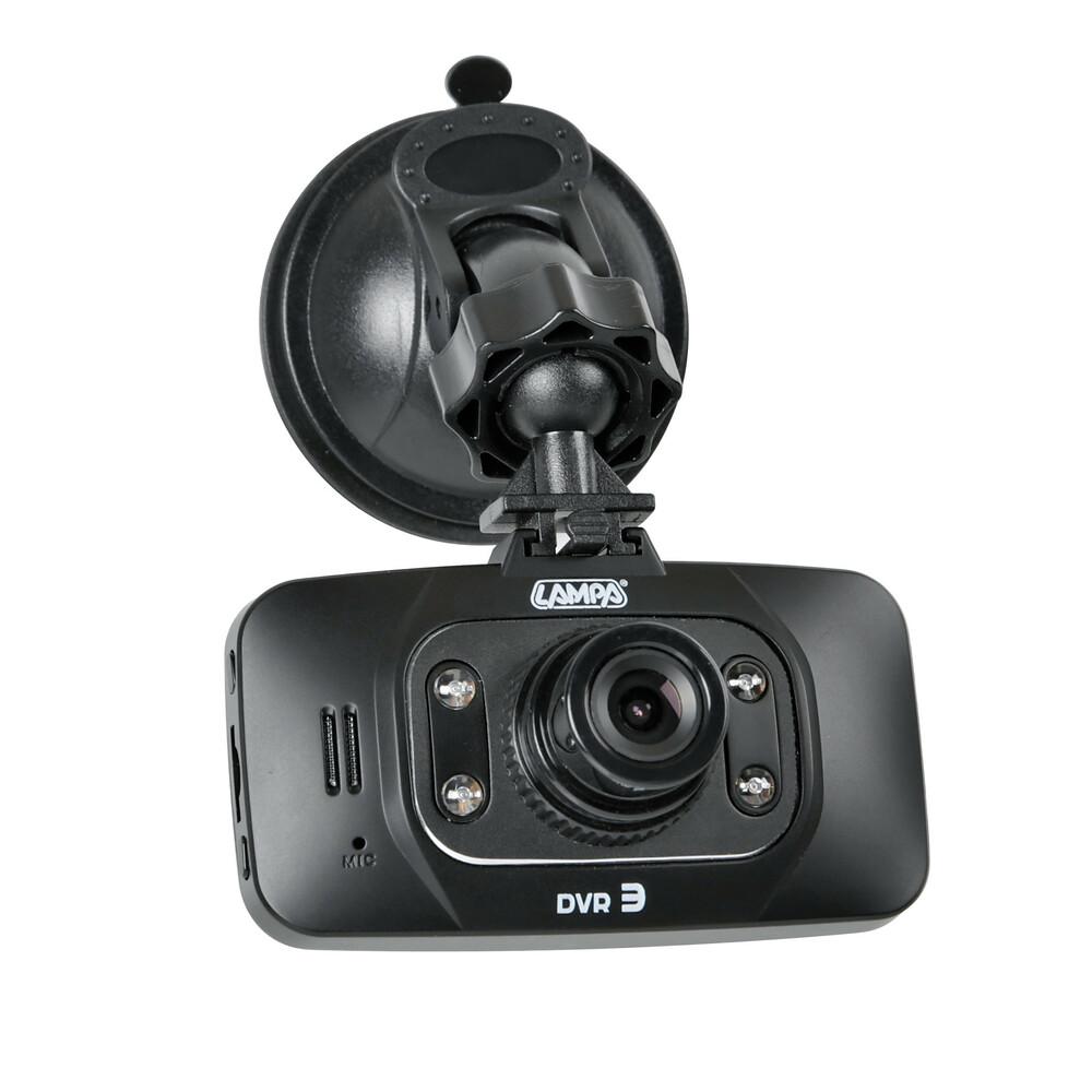 DVR-3, telecamera veicolare 1080p - 12/24V
