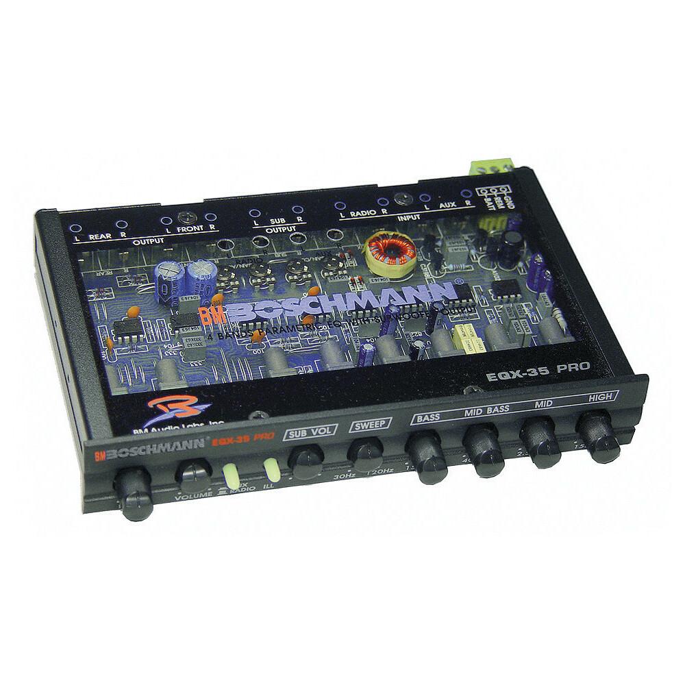 EQX-35PRO - Equalizzatore - 1