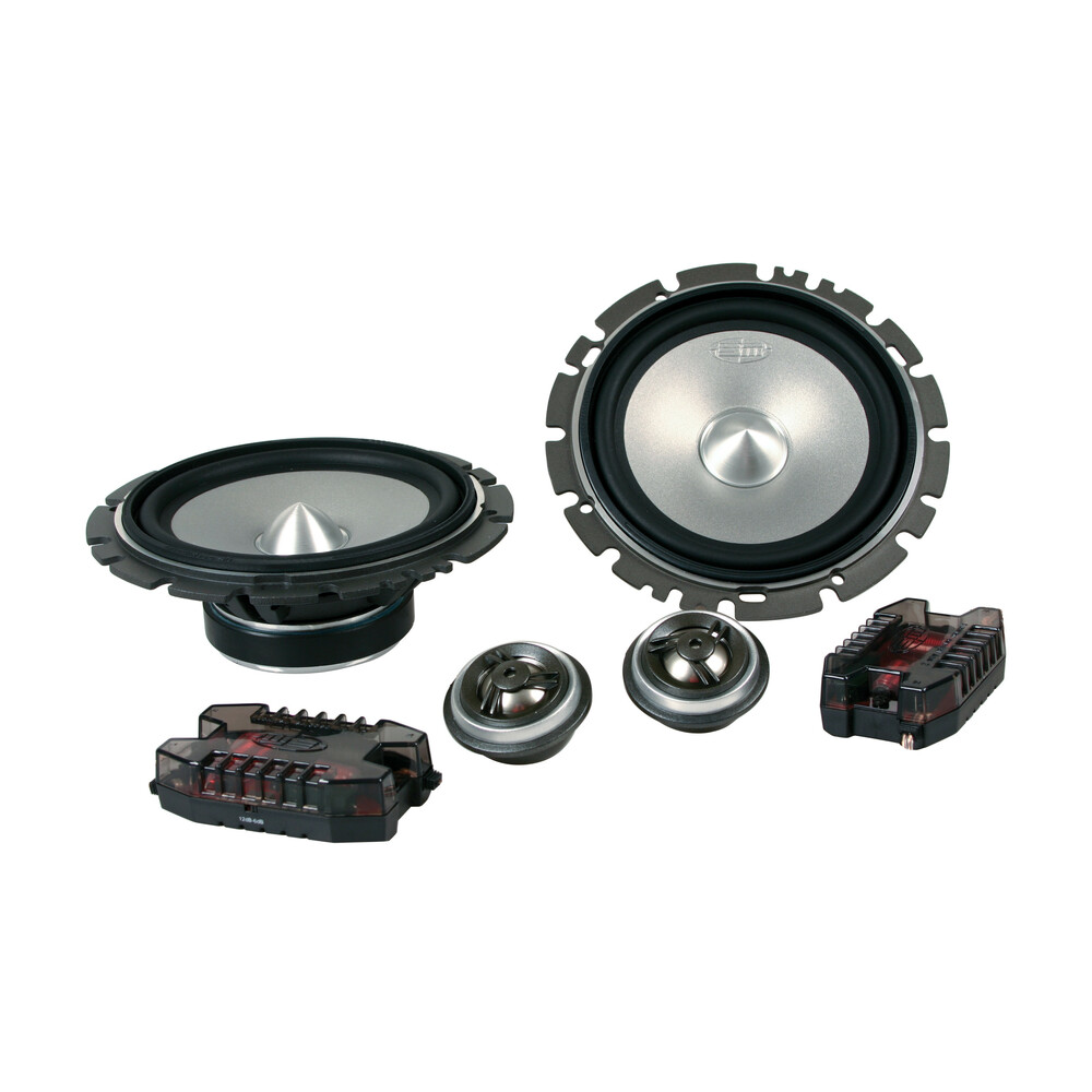 AL-160SE - Ø 160 mm - 180W - Kit Altoparlanti - 6 pz