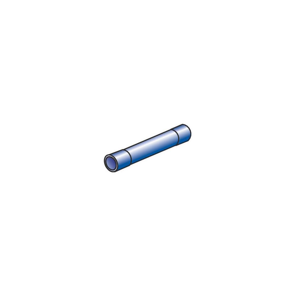 10 connettori rapidi a pressione - Blu