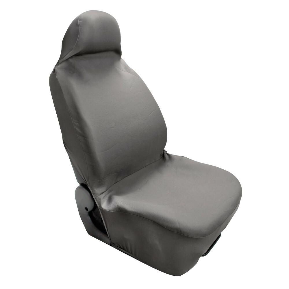 Quick Cover, coprisedile elasticizzato anteriore - Grigio