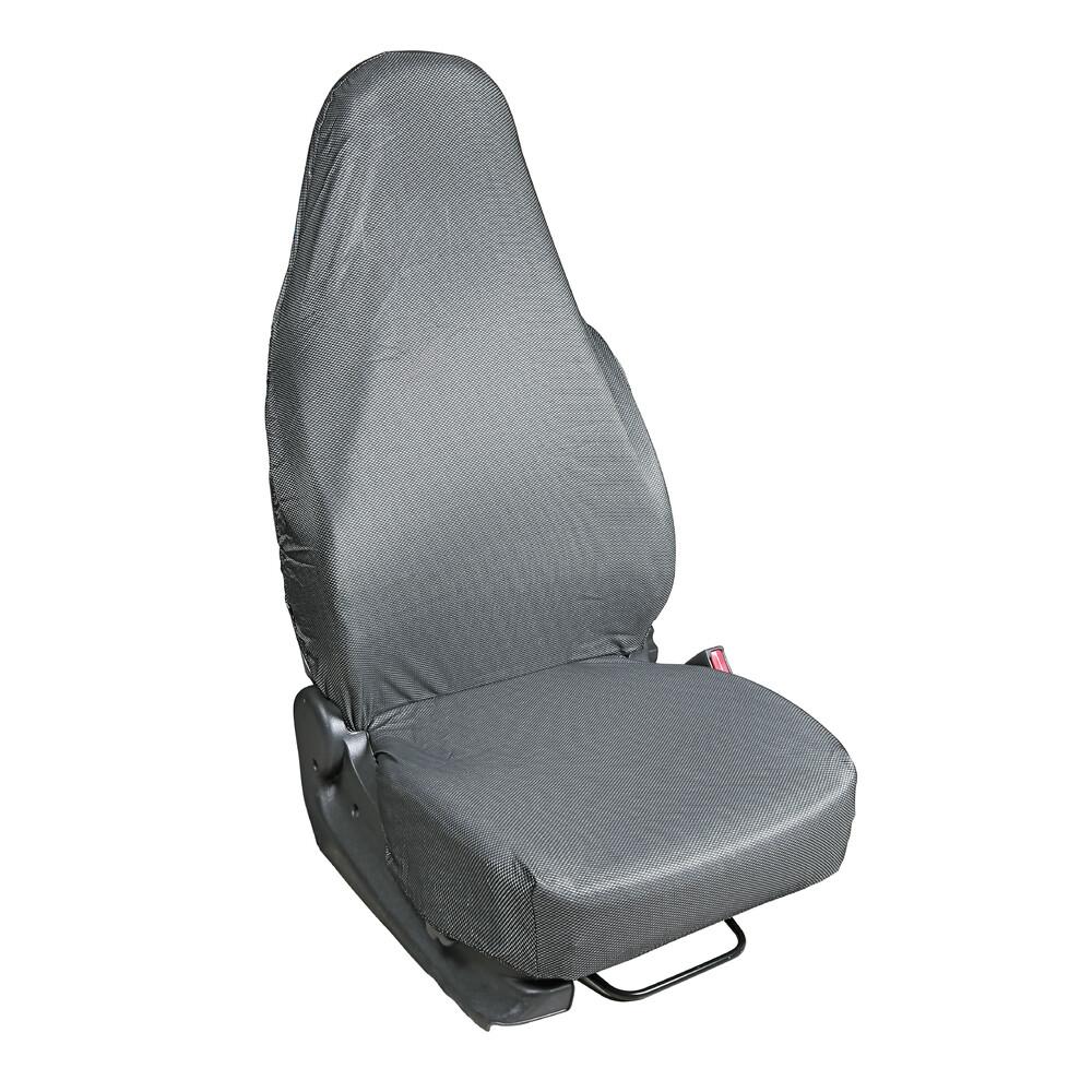 Easy Cover, coprisedile anteriore elasticizzato - Grigio