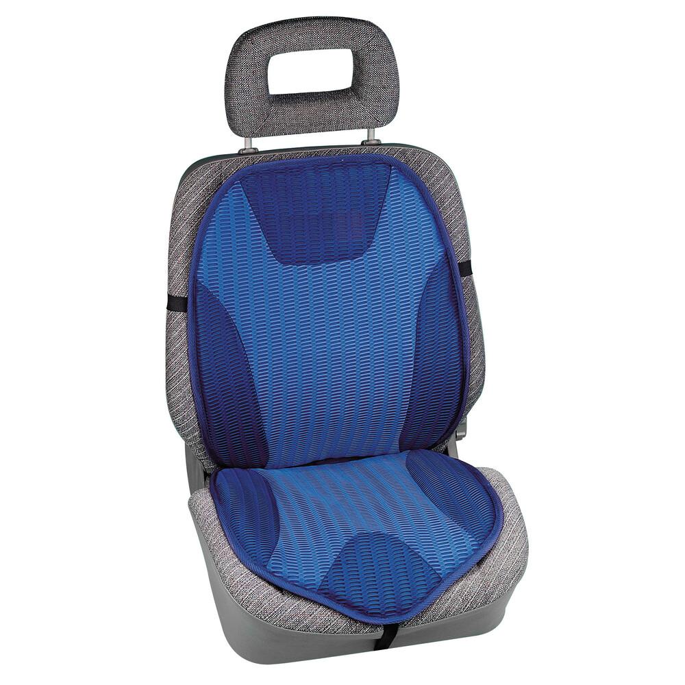 Air-Tech, lo schienale che respira - Blu