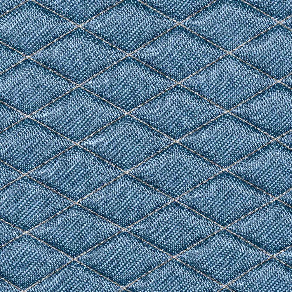 Cover-Tech Fabric, coppia coprisedili anteriori in tessuto tecnico - Azzurro/Beige