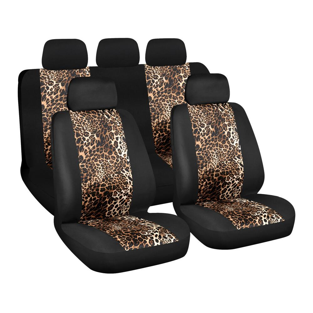 Leopard, set fodere coordinate