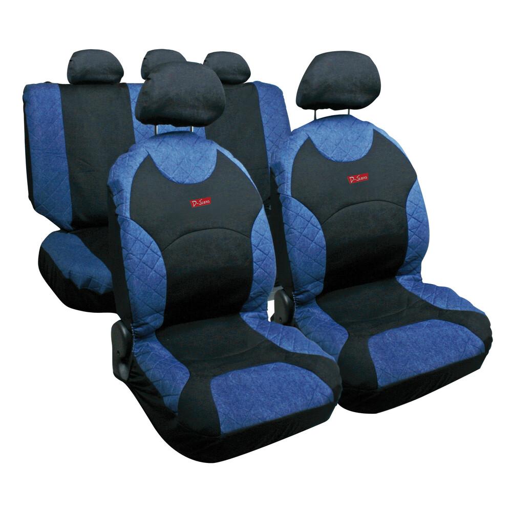 Drive Jeans, set coprisedili - Blu