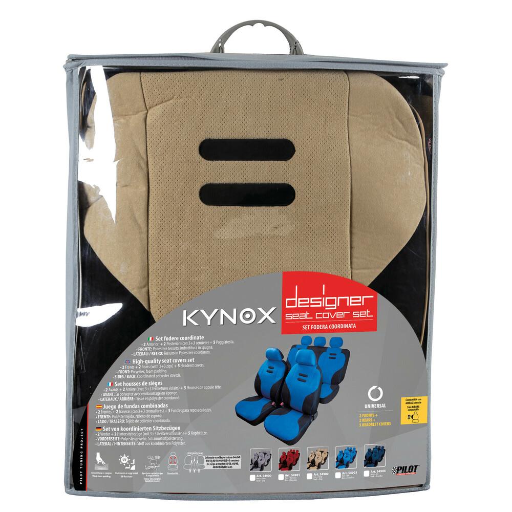 Kynox, set fodere coordinate - Beige