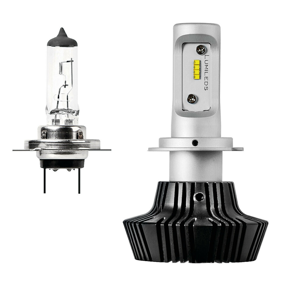 H7 Lampa 57840 10-30V Halo LED-